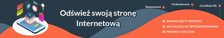 Strony WWW Sanok