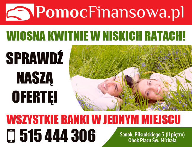 POMOC FINANSOWA