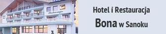 Hotel i Restauracja Bona w Sanoku