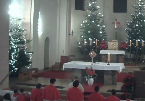 Niemcy Bochum  Polska Misja Katolicka pw. Matki Boskiej Częstochowskiej