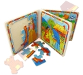 książeczka - puzzle