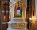 Ołtarz Trójcy świetej