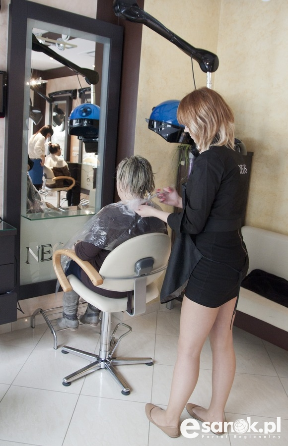 Salon fryzjerski tychy