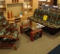 KOMPLET WYPOCZYNKOWY MEWA Wersalka + 2  fotele  - 20%