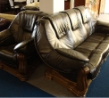 MEBLE DES Komplet wypoczynkowy OSKAR Sofa 3F+ 2 fotele -10%