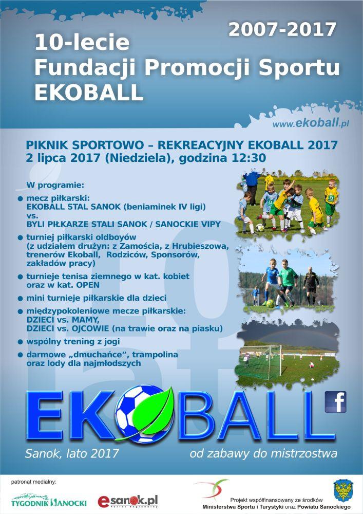 10-lecie ekoball (internet)