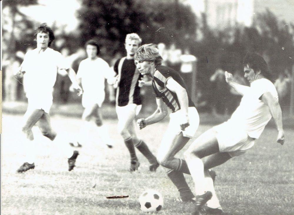 Jerzy Pietrzkiewicz zdobył dla Stali Sanok 273 bramki! foto: archiwum prywatne