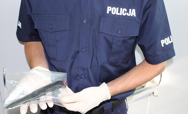Zabezpieczony nóż