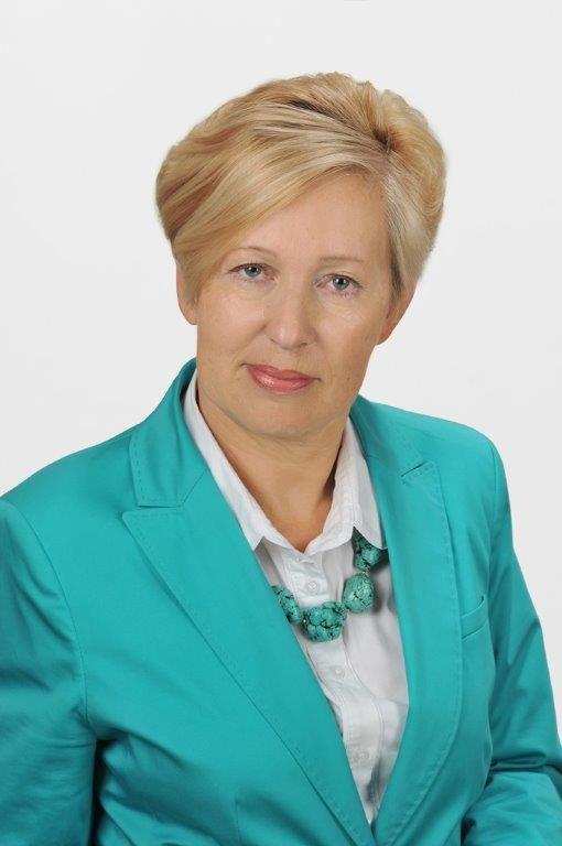 Anna Hałas, wójt gminy Sanok / foto: UG Sanok