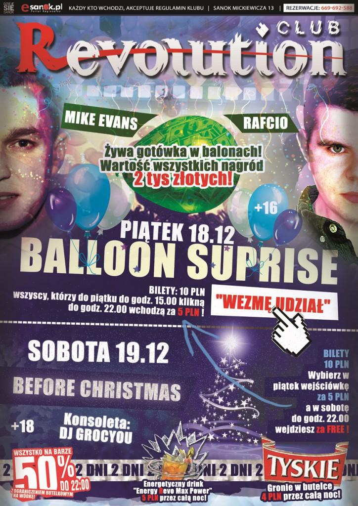 Balloon Suprise