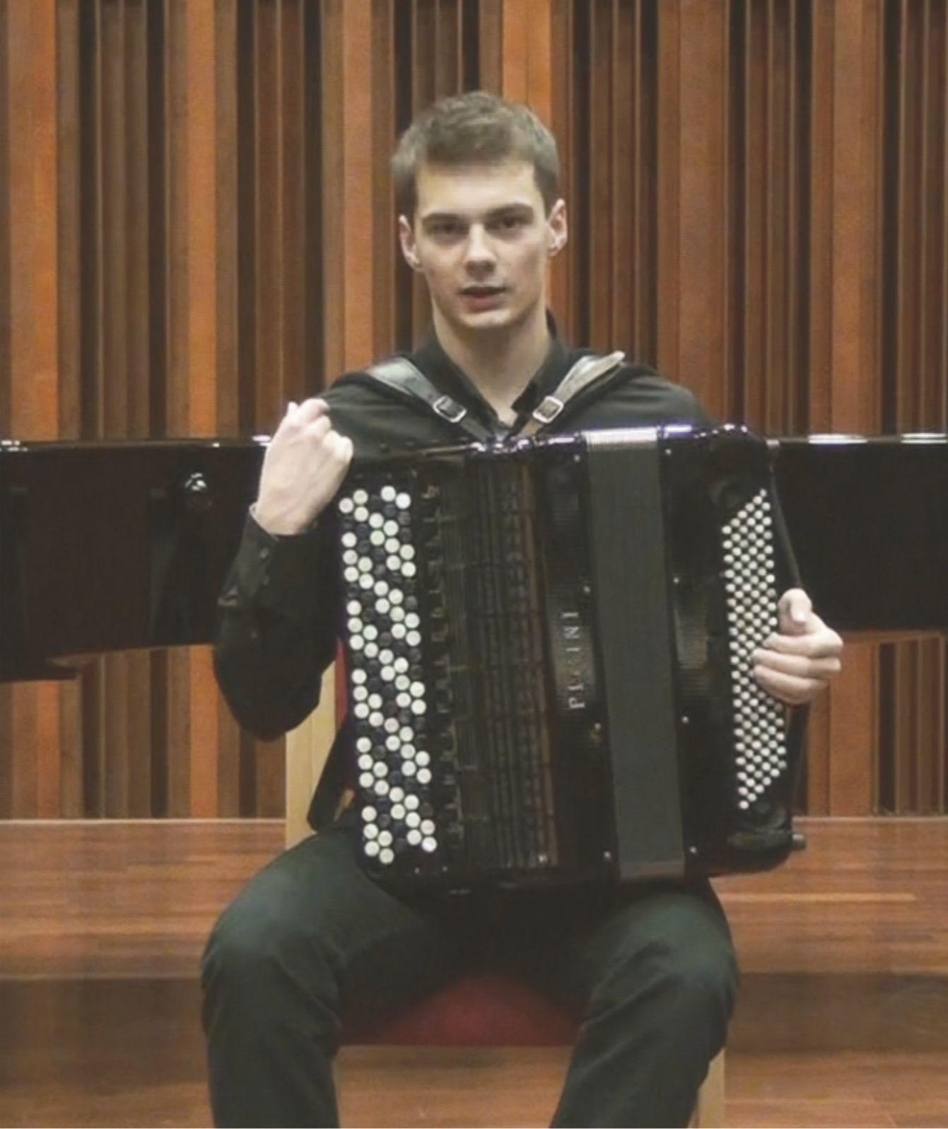 Bartosz Kątski Serbia 2016