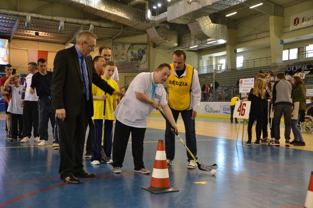 Wojewódzka Olimpiada Niepełnosprawnych