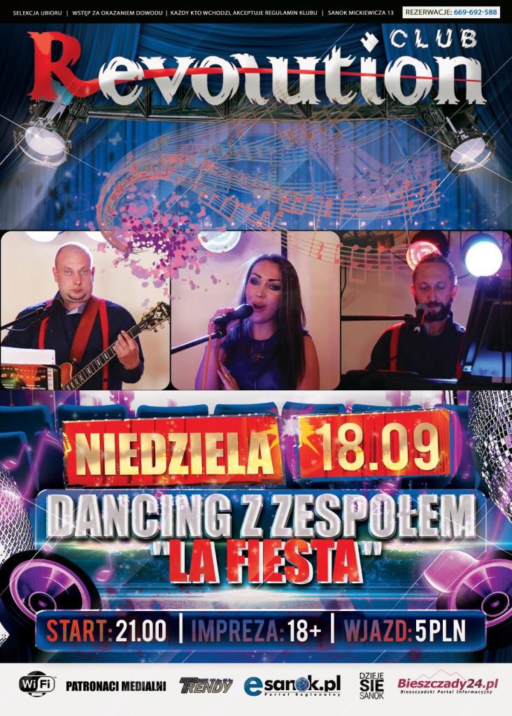 Dancing z La Fiestą