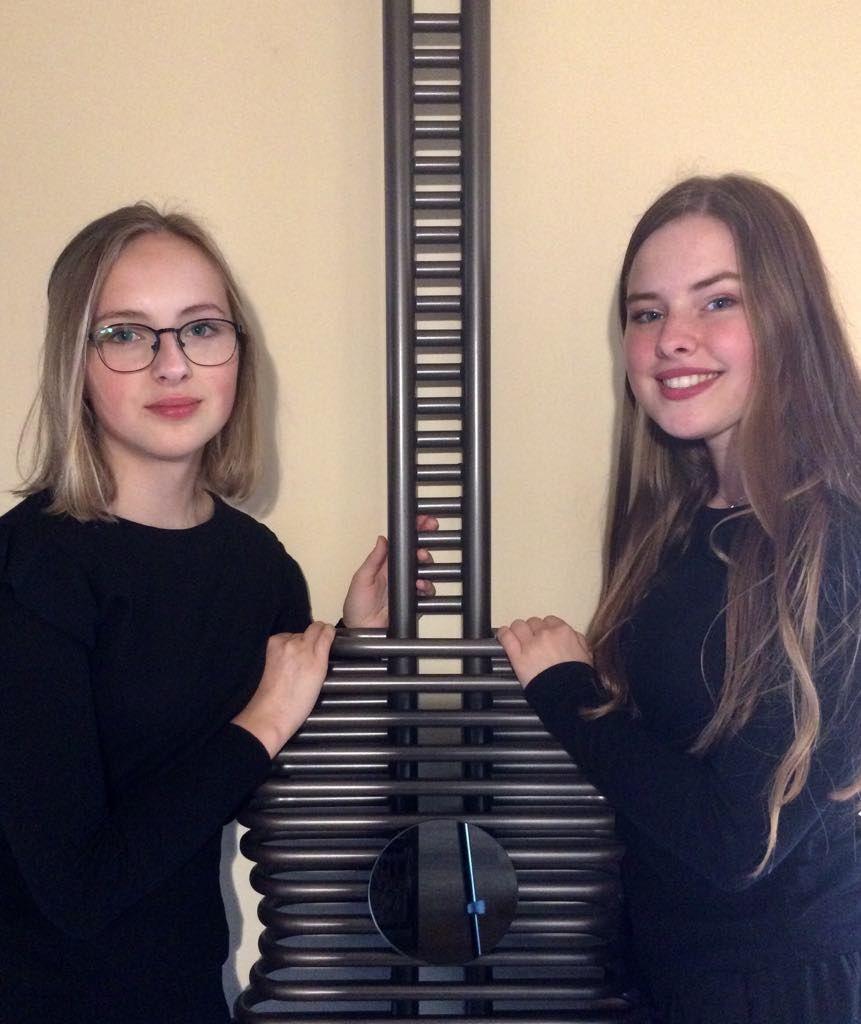 Duet Maria Kozimor Zuzanna Kopiec 2018