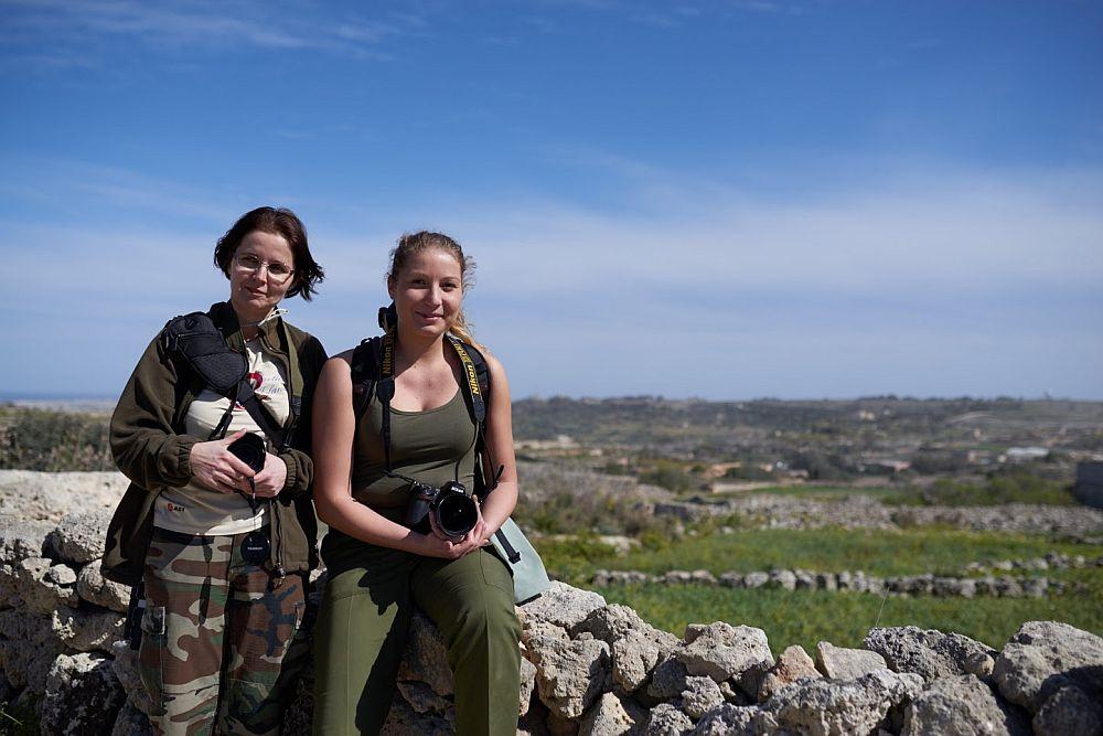 E.B. i A.P. na Malcie.(1)