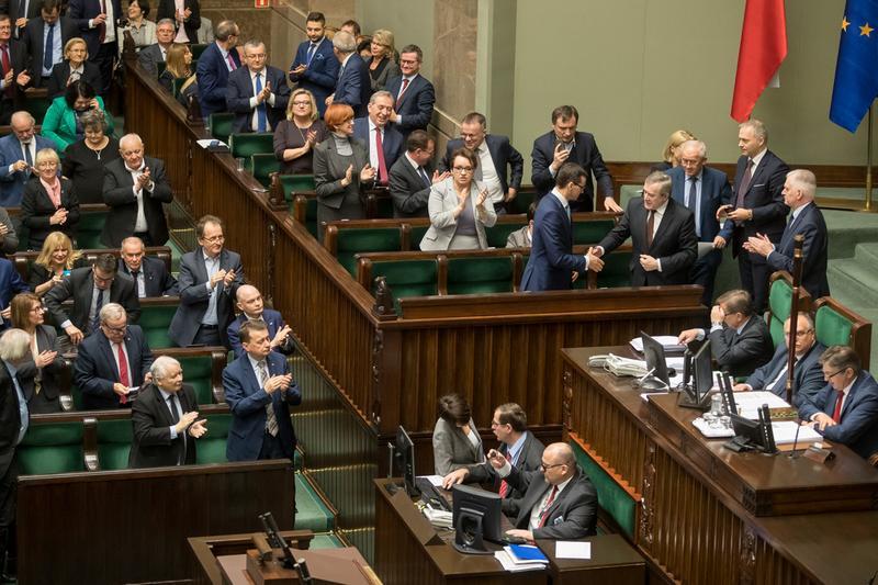 fot. Kancelaria Sejmu/Paweł Kula
