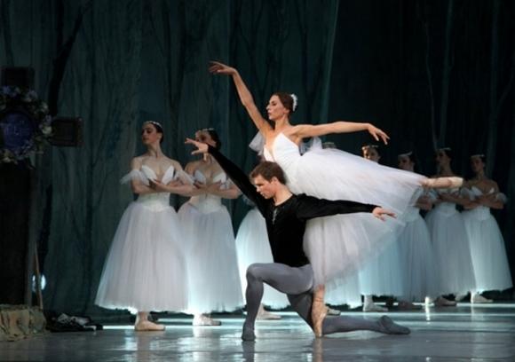 Klasyka baletu Giselle