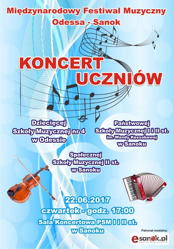 Koncert Szkoła Odessa