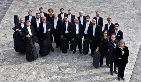 Orkiestra Kameralna Polskiego Radia Amadeus pod dyrekcją Anny Duczmal-Mróz fot.K.Babka