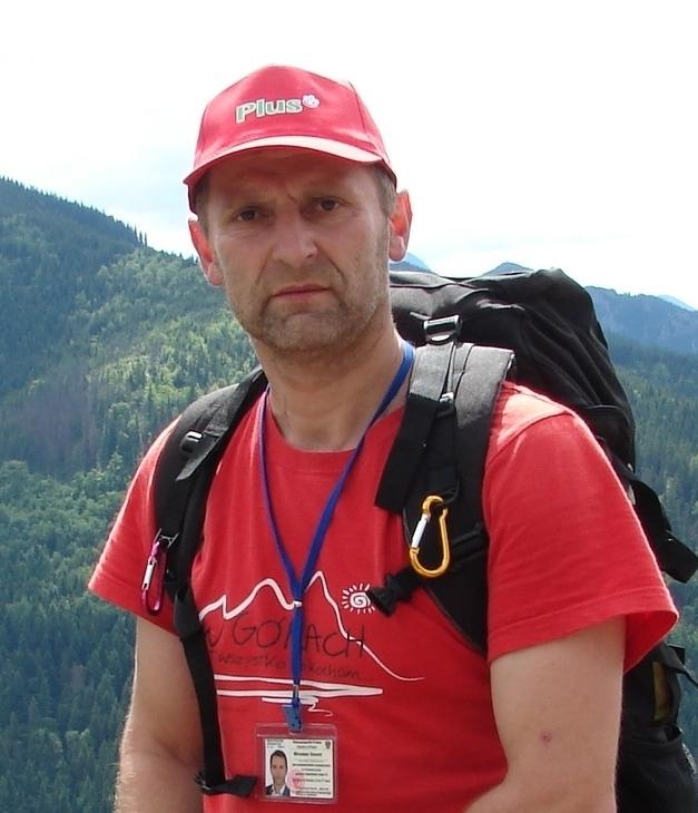 Przewodnik Mirosław Sworst