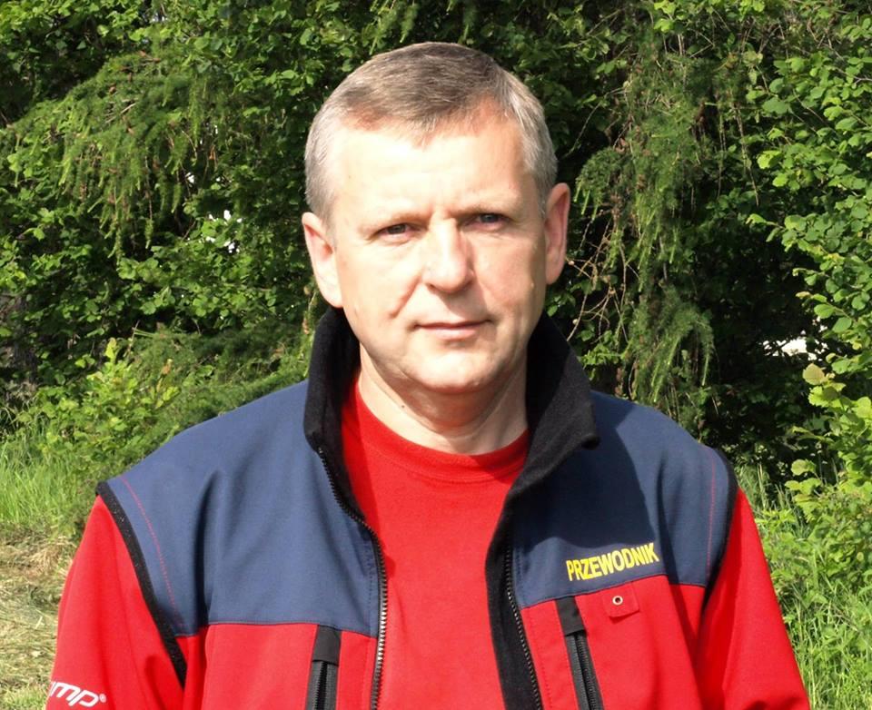 Przewodnik Zbigniew Maj