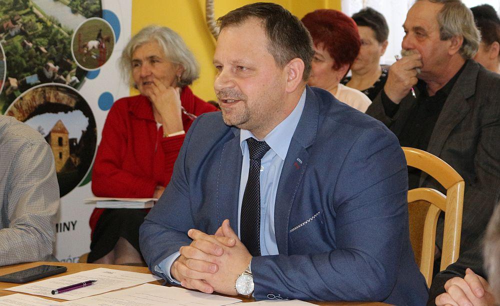 Radny Rafał Kielar