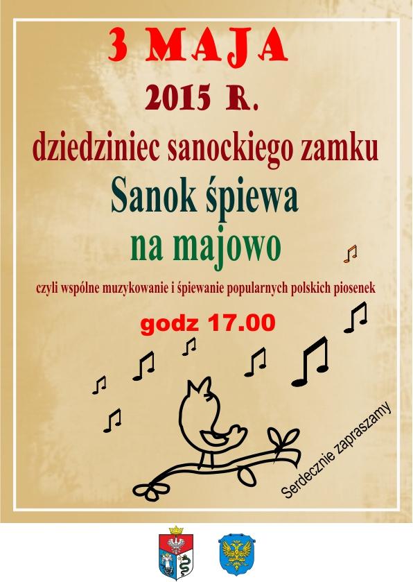 Sanok spiewa