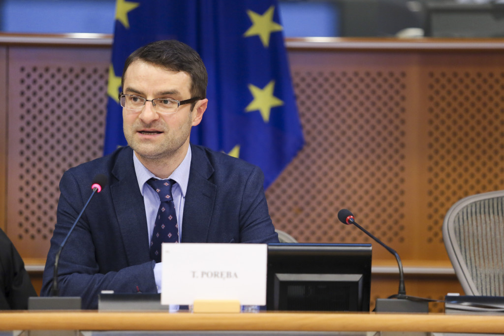 POREBA, Tomasz Piotr (ECR, PL)