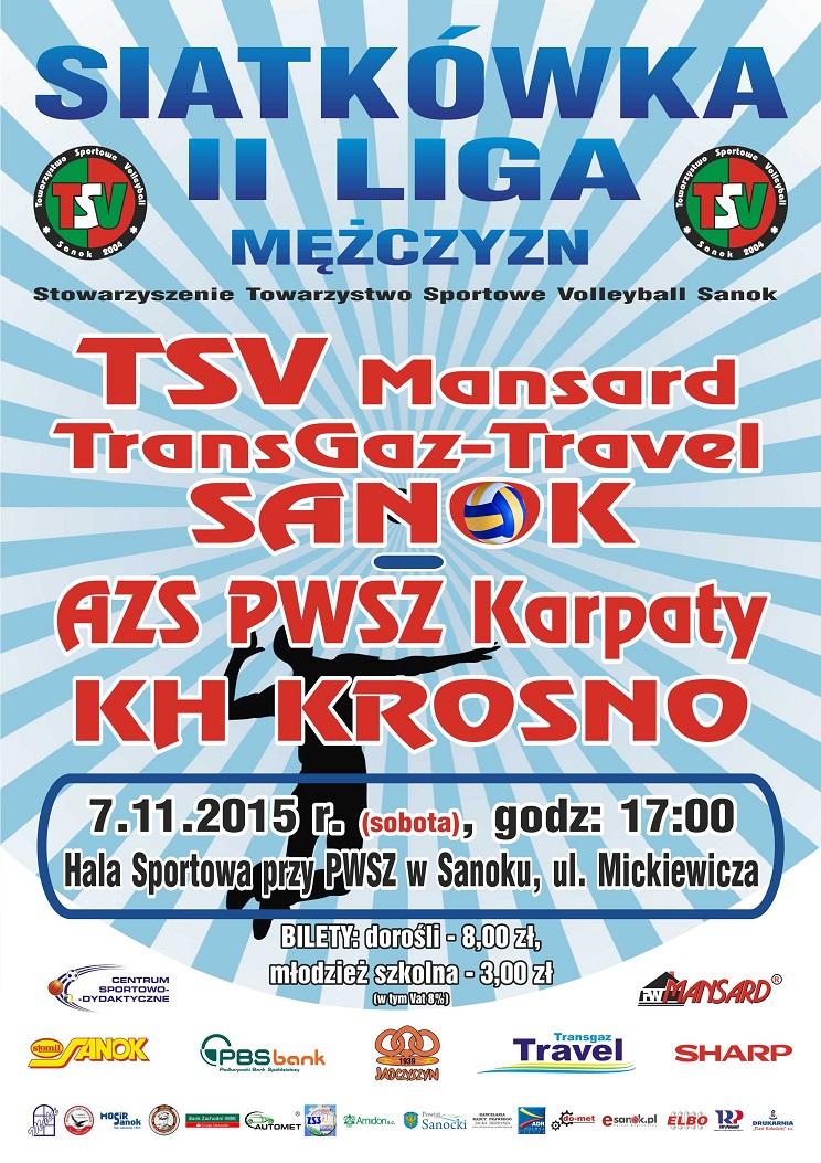 TSV Plakat A2_Karpaty Krosno