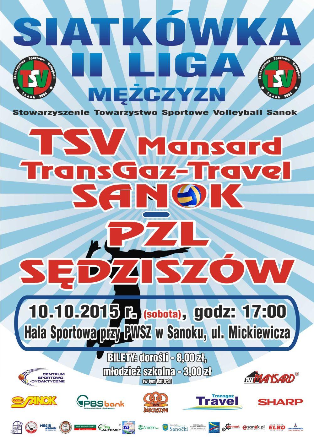 TSV Plakat A2_PZL Sedziszow