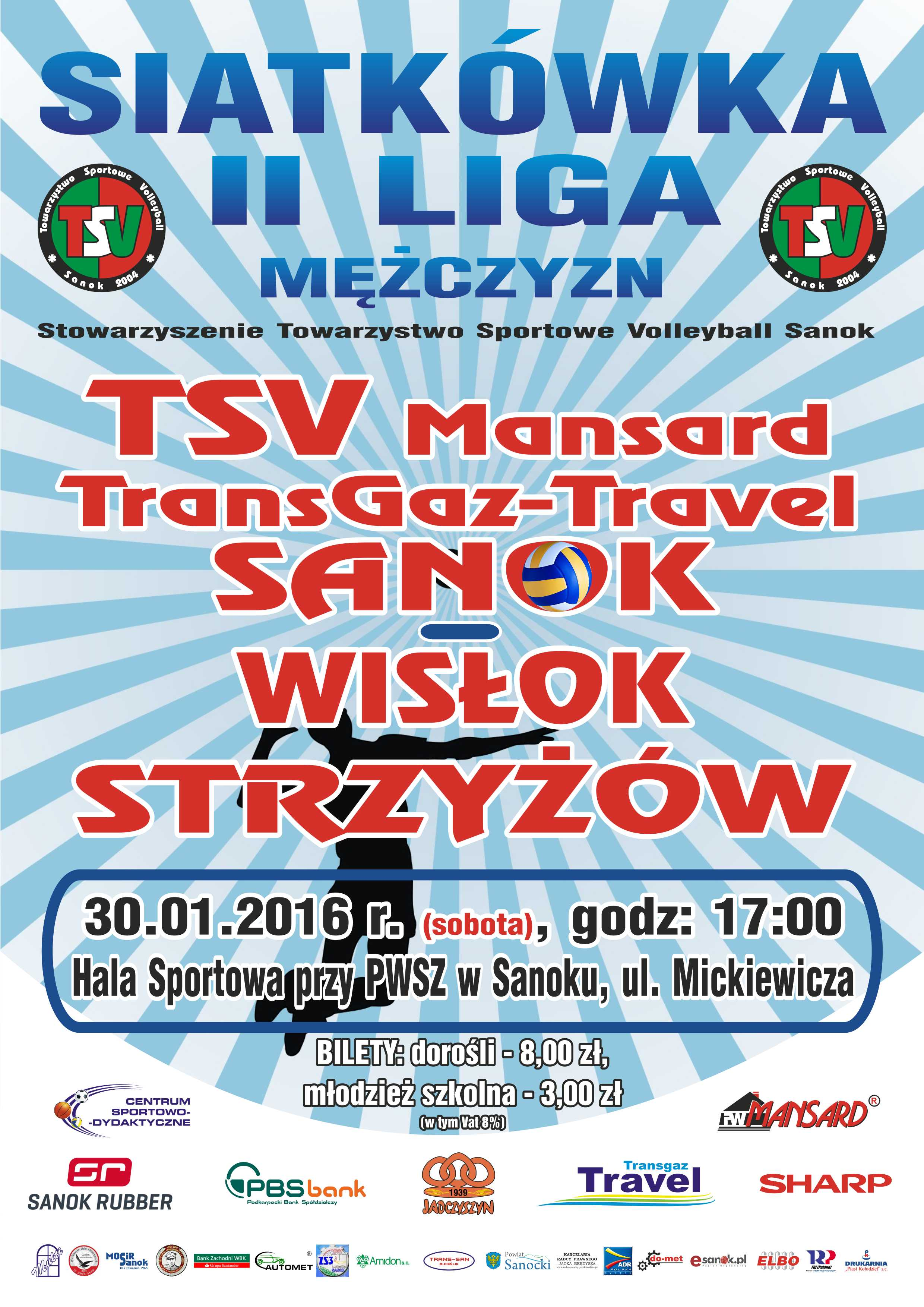 TSV Plakat_Wis³ok