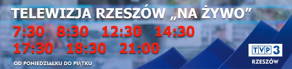 TVP3 Rzeszów banner