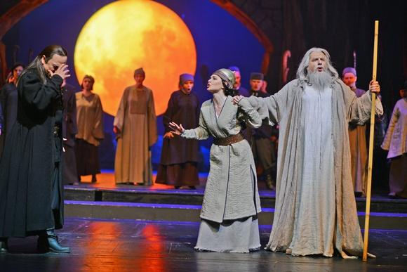 Turandot fot. M. Piąsta