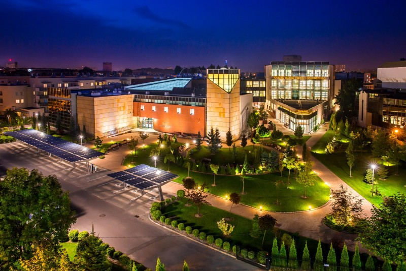 WSPiA - kampus