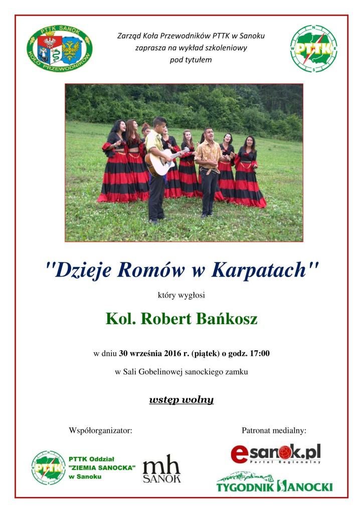Wykład Roberta Bańkosza 30.09.2016 + ptronat-1