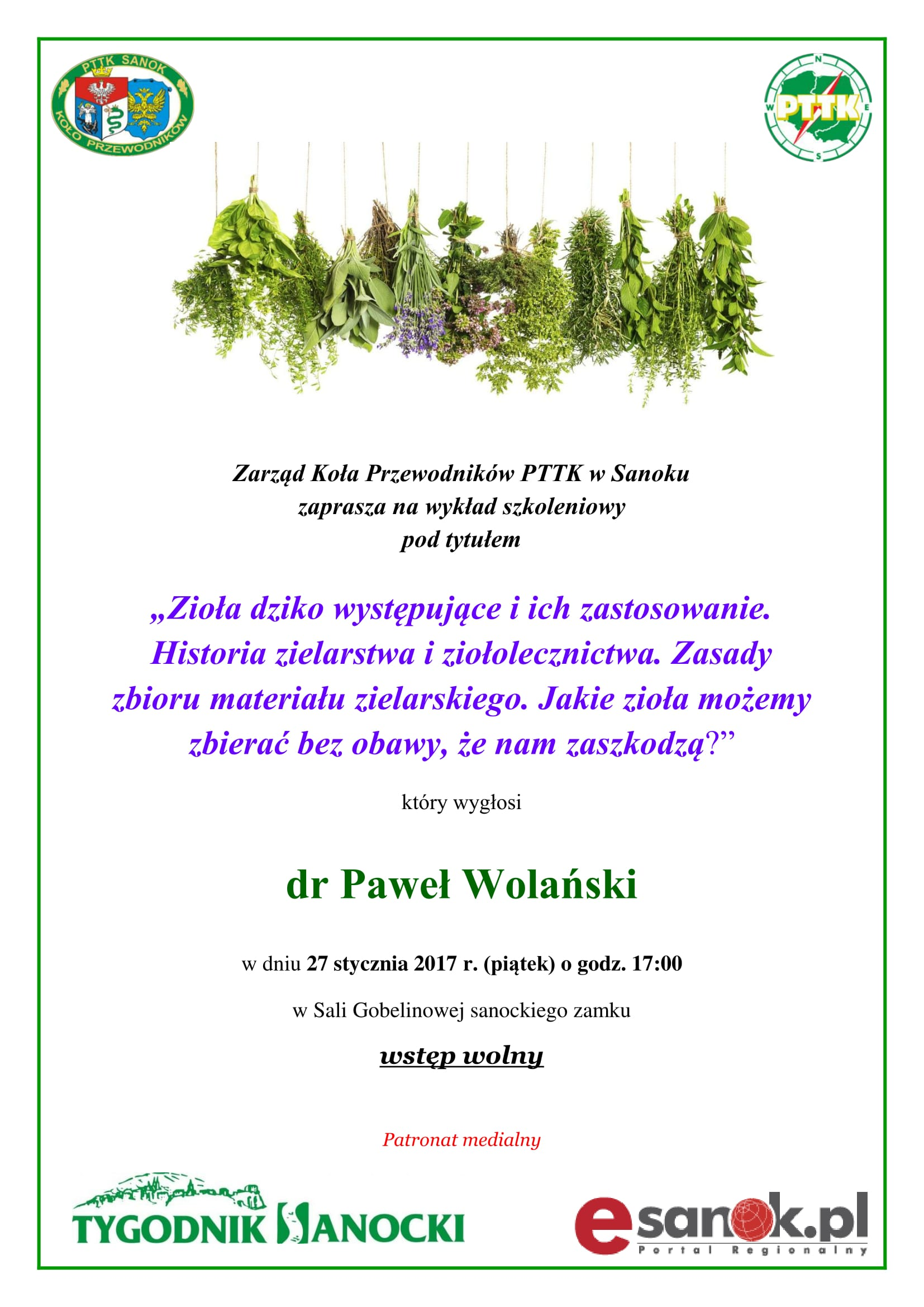 Wykład dr Pawła Wolańskiego 27.01.2017-1