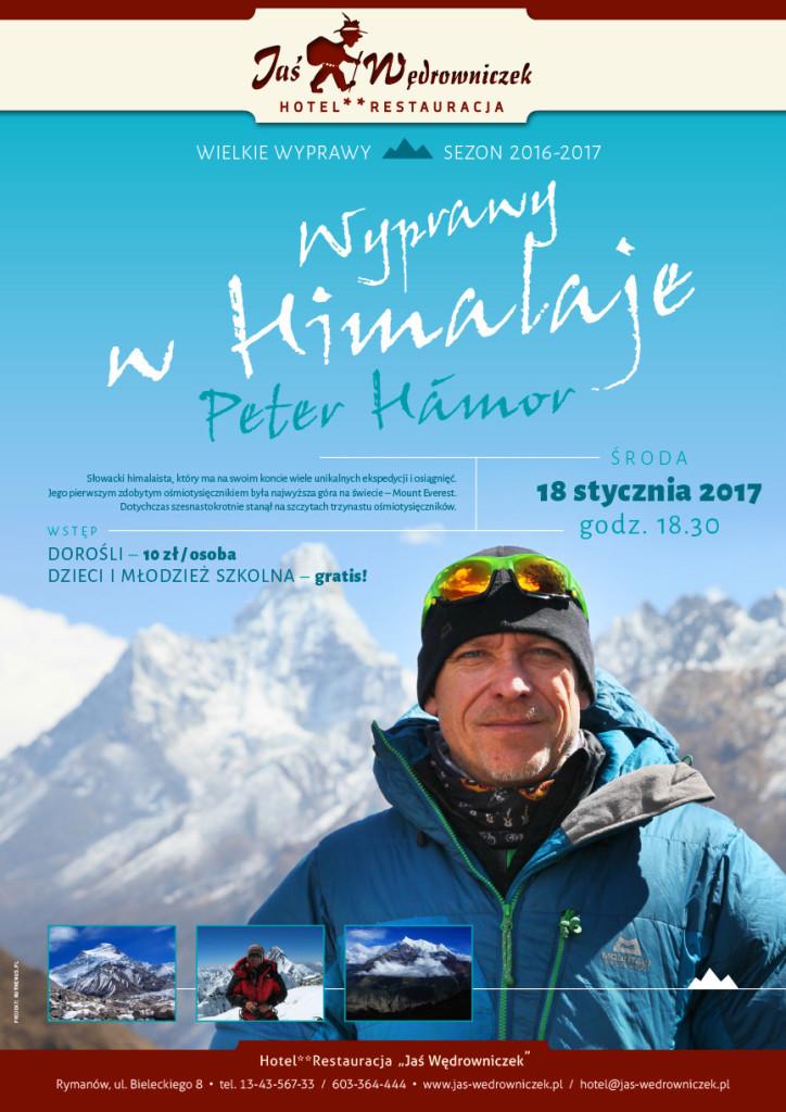 Wyprawa-Peter-Hamor_plakat