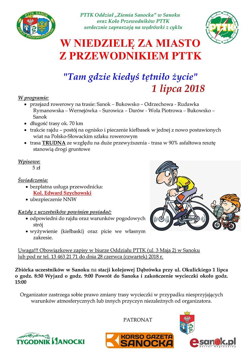 Z przewodnikiem za miasto 01.07.2018 - Edek (rowerowa)-1