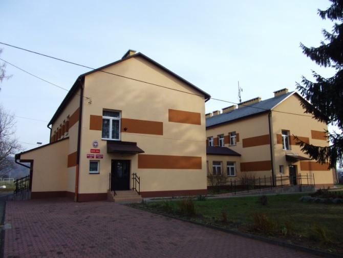 ZS w Trepczy po modernizacji