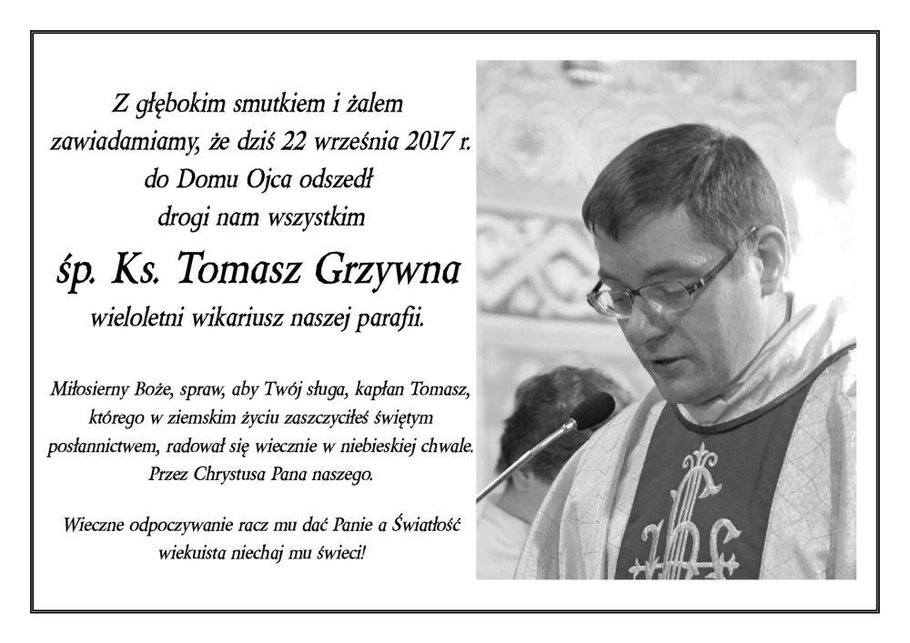 Zawiadomienie-o-śmierci-ks.-Tomasza-Grzywny