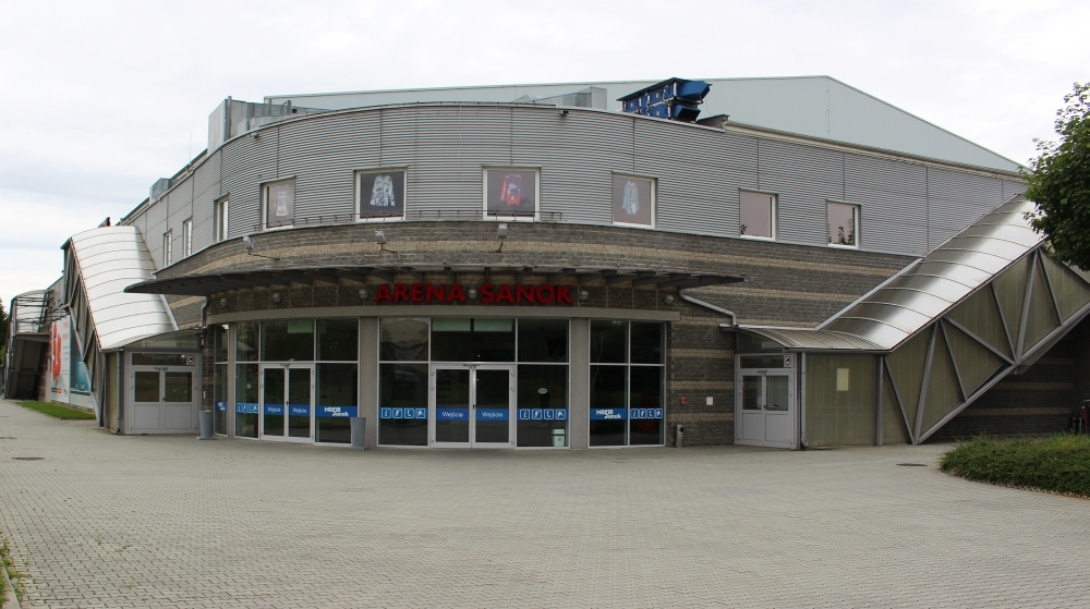 Arena Sanok to jeden z najkosztowniejszych obiektów ośrodka