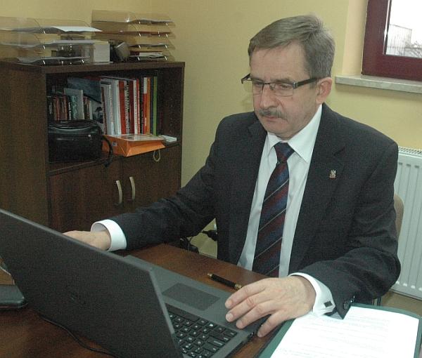 Poseł PiS Wojciech Buczak