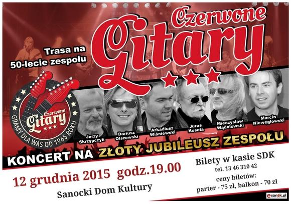 czerwone gitary 12.12.15