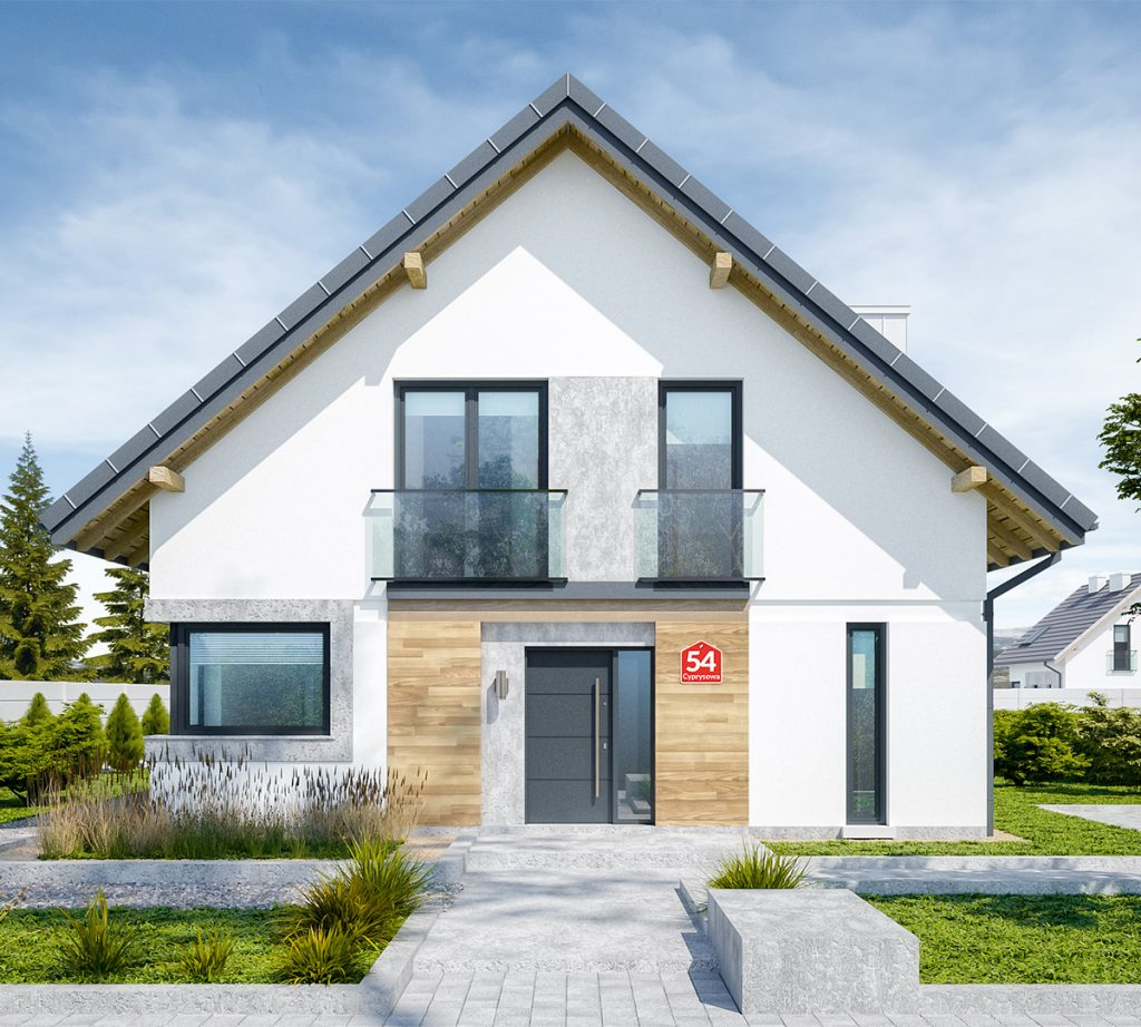 Wybierz Najlepiej Projekty Domów Jednorodzinnych Z Garażem Czy Bez