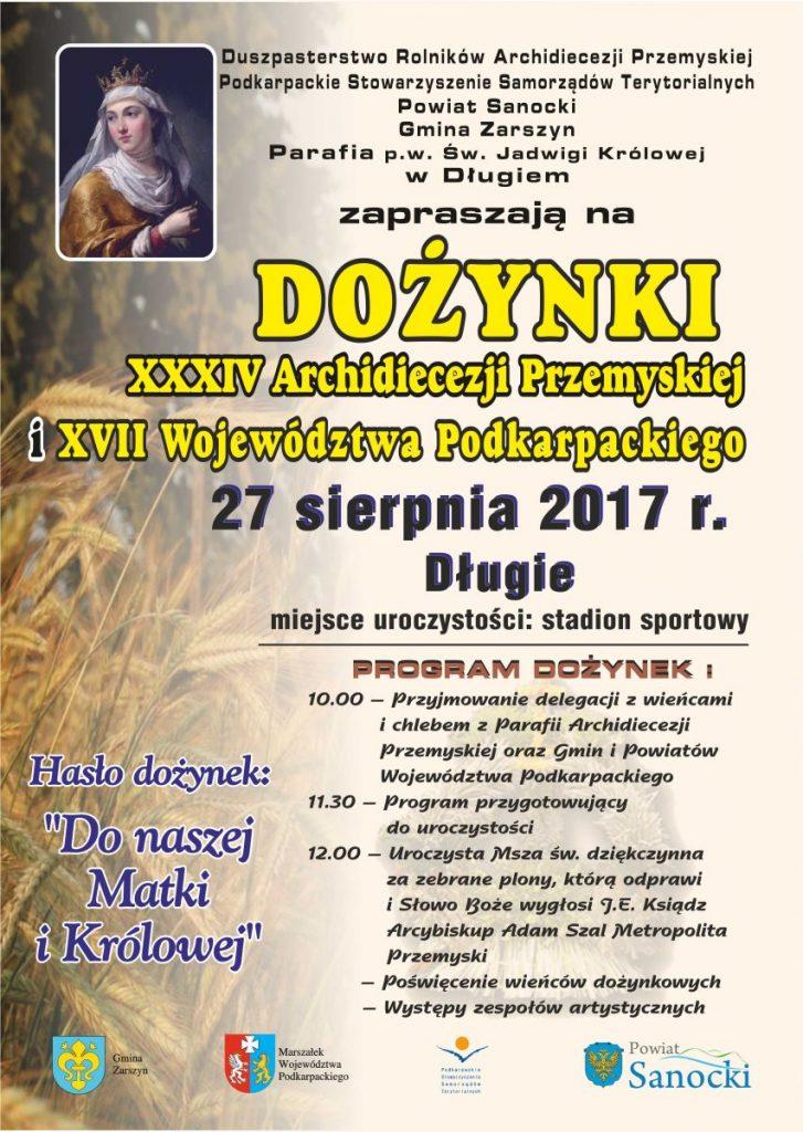 dozynki2017_dlugie_plakat-727x1024