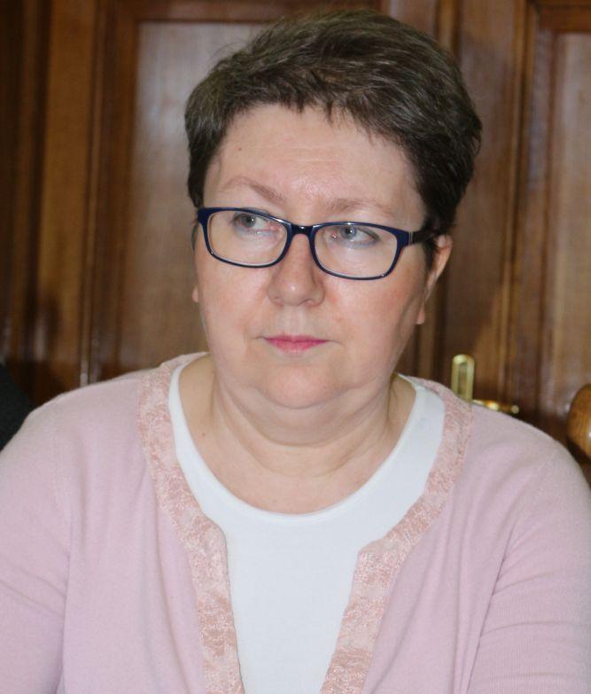 Grażyna Rogowska-Chęć została nową przewodniczącą komisji finansowo-gospodarczej