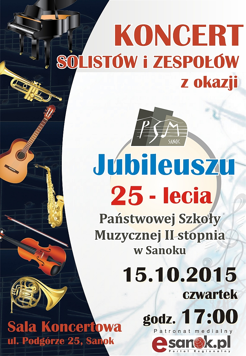 jubileusz 25-lecia PSM II st