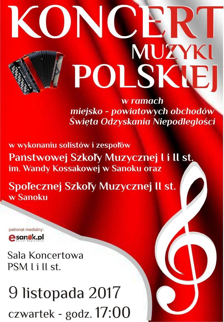 koncert 11 listopada 2017