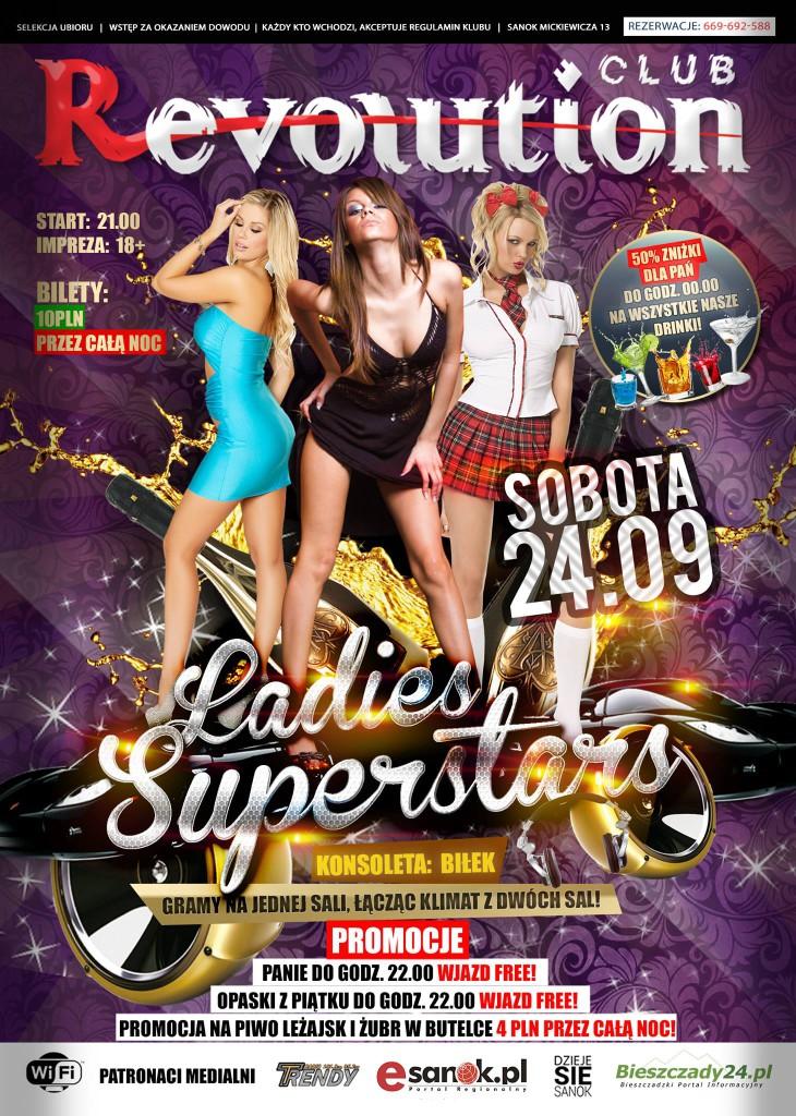 ladies superstars