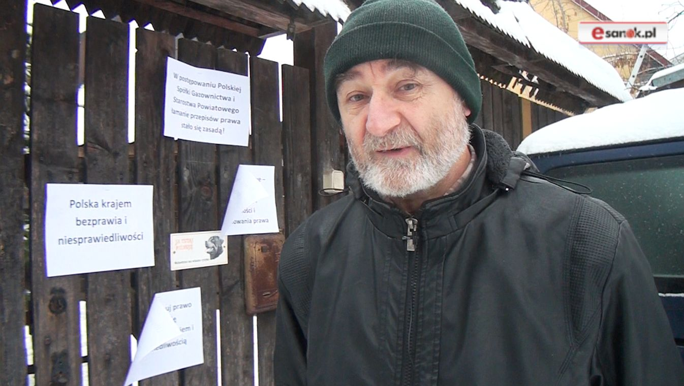 Marek Perschke - bohater obywatelskiego protestu